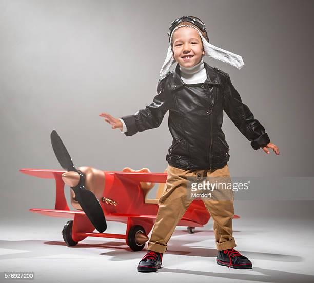 Happy Kid Retro Aviator