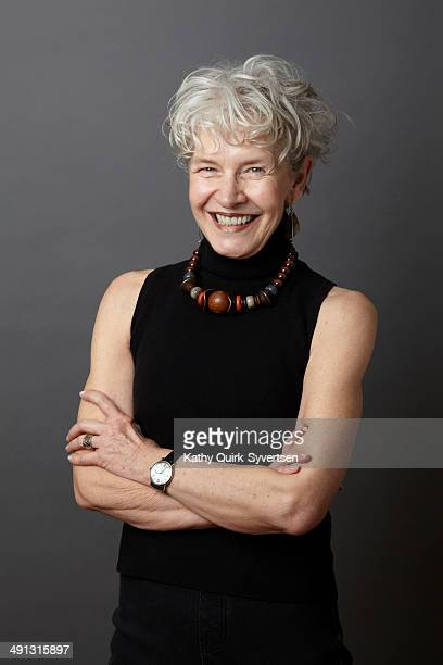 happy, laughing senior woman - sleeveless stock pictures, royalty-free photos & images