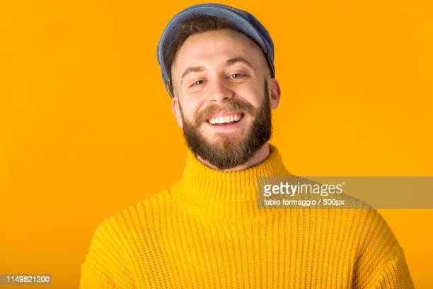 happy man portrait - 25 29 anos imagens e fotografias de stock