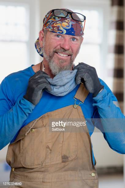 happy manual worker - eccentric stock pictures, royalty-free photos & images