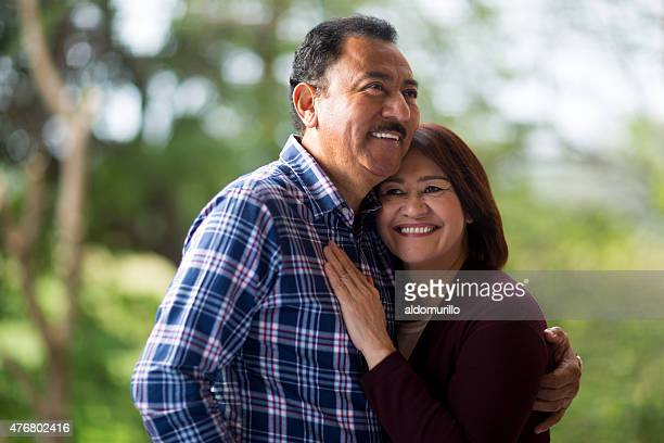 happy mature couple - mexican ethnicity stock pictures, royalty-free photos & images