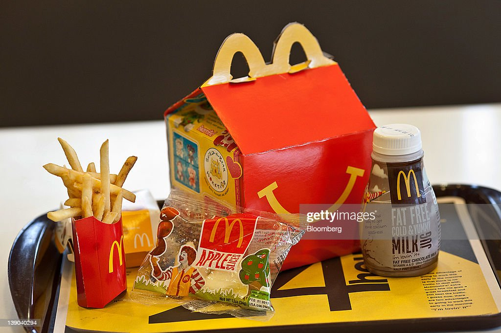General Images From Inside A McDonald's Restaurant : News Photo