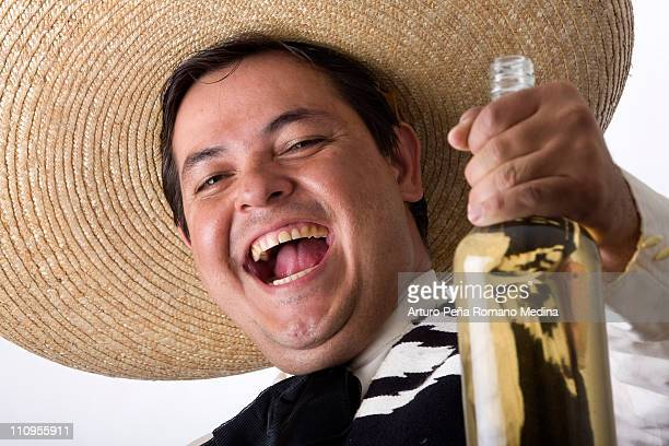 happy mexican - drunk mexican stock pictures, royalty-free photos & images