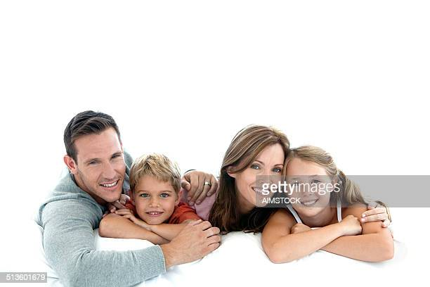 Happy modern Family
