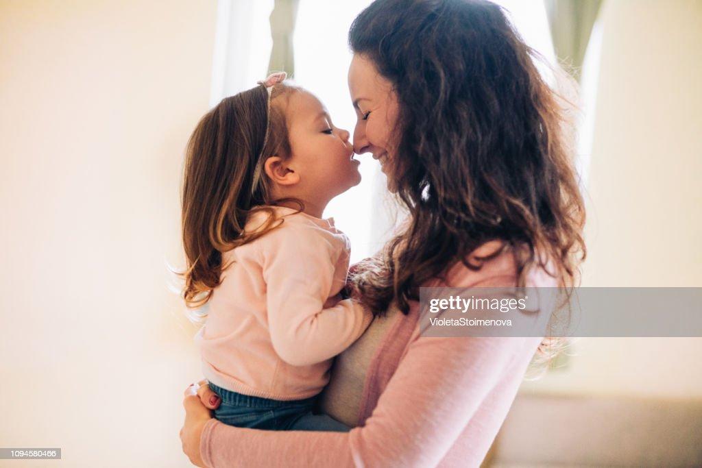 Happy mother : Stock Photo