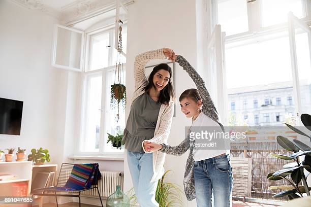happy mother with daughter at home - 11 stock pictures, royalty-free photos & images