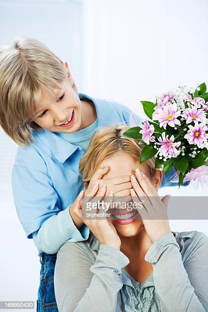 Glückliche Mütter Tag
