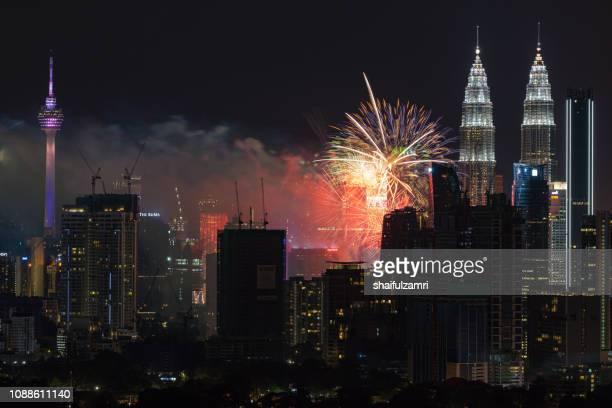 Happy New Year 2019 from Kuala Lumpur, Malaysia.