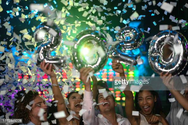 happy new year 2020!! - new year 2020 stock photos and pictures