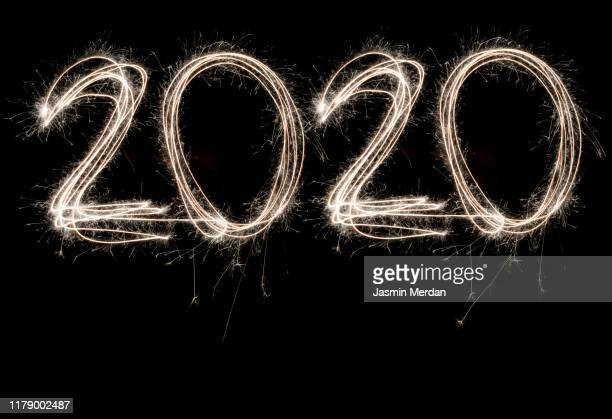 happy new year 2020 - 2020 stock pictures, royalty-free photos & images