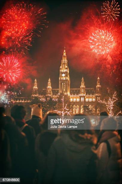 Happy New Year from Vienna.