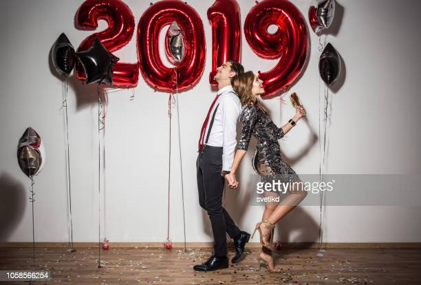 happy new year - 2019 stock pictures, royalty-free photos & images