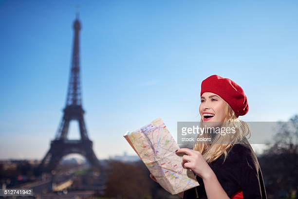 Heureux voyage Paris