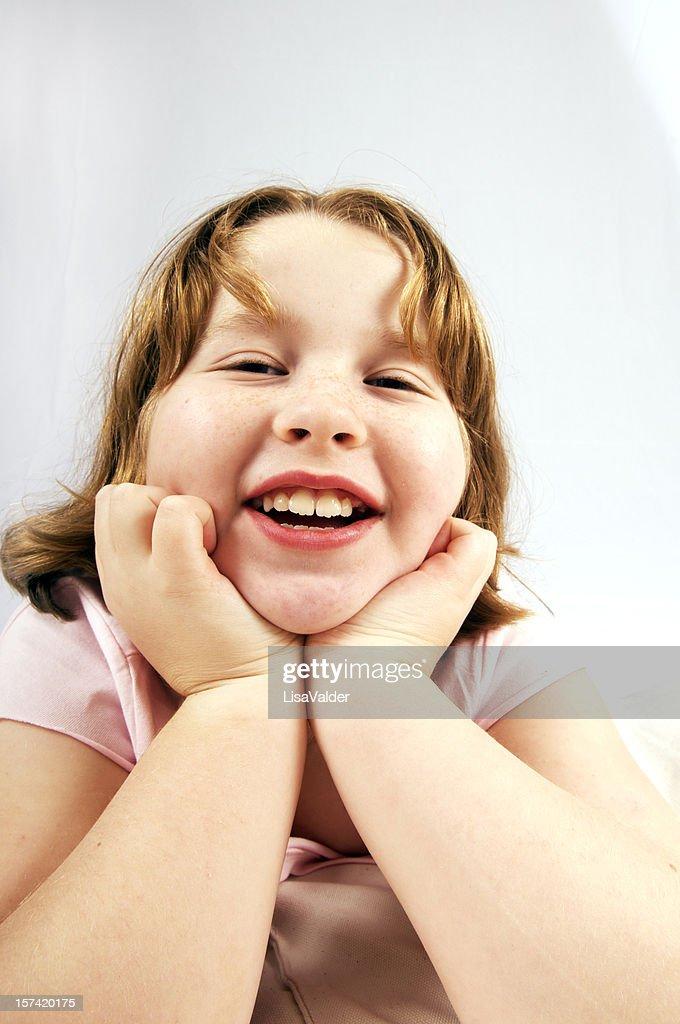Happy : Stock Photo