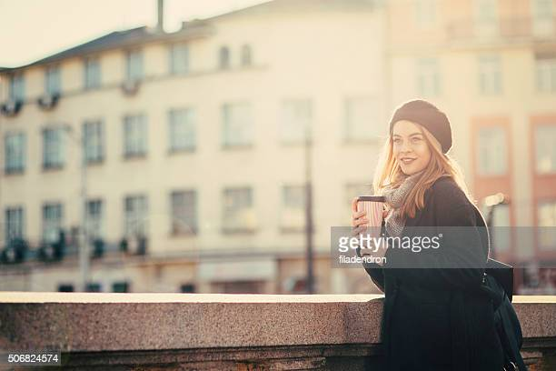 happy portrait outdoor - natural phenomenon stock pictures, royalty-free photos & images