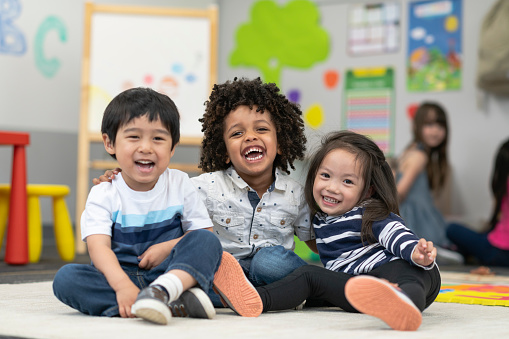Happy Preschool Friends 1166891654