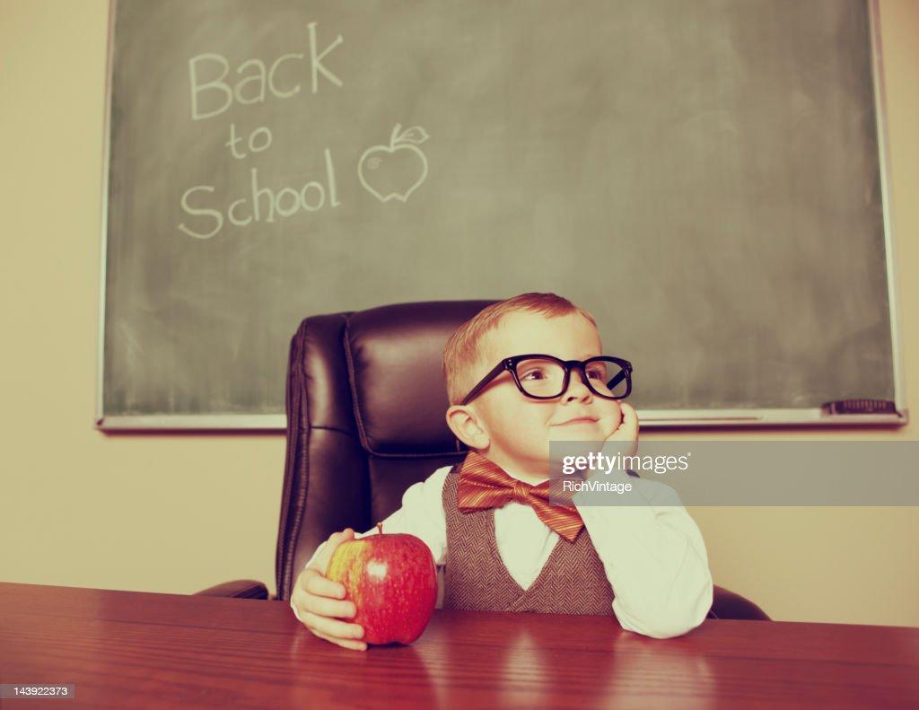 Happy Professor : Stock Photo