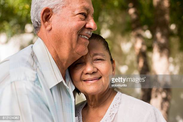 happy retired couple - share my wife photos stock photos and pictures