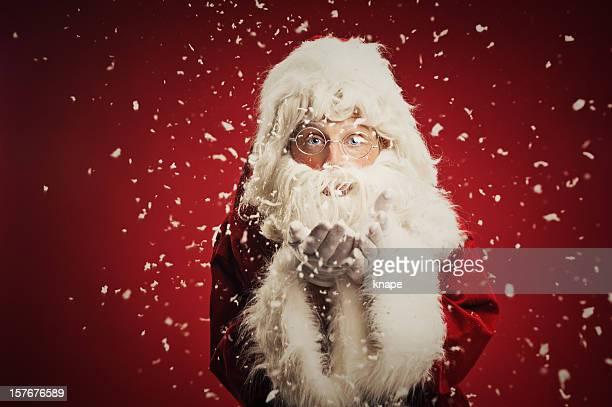 Feliz Pai Natal na Neve