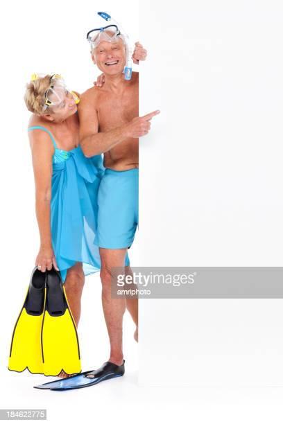 happy Senior-Tracé de détourage pour planche à repasser
