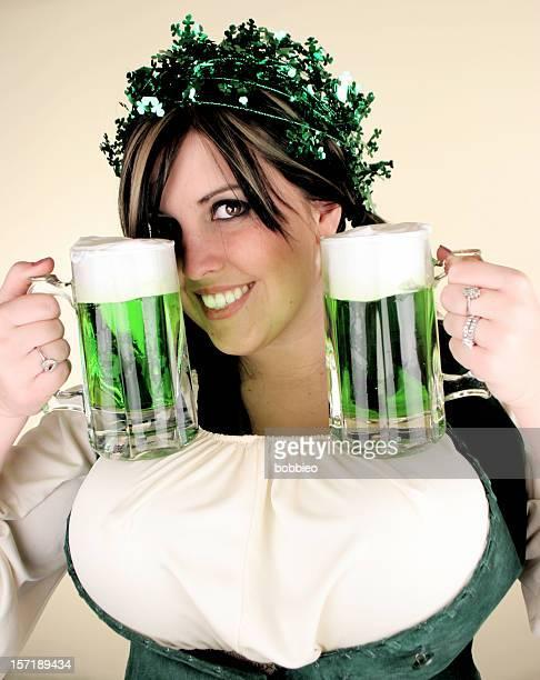 Heureuse Fête de la Saint-Patrick
