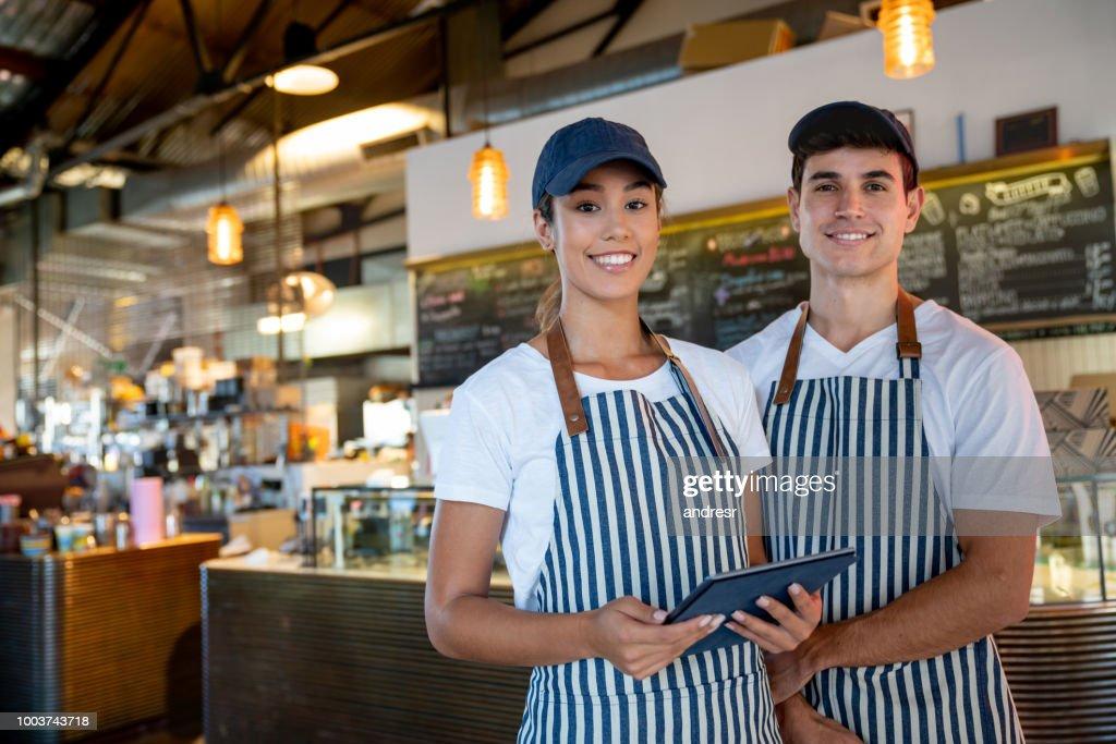 Restaurant Arbeiten