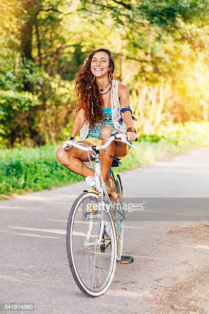 Happy summer cycling