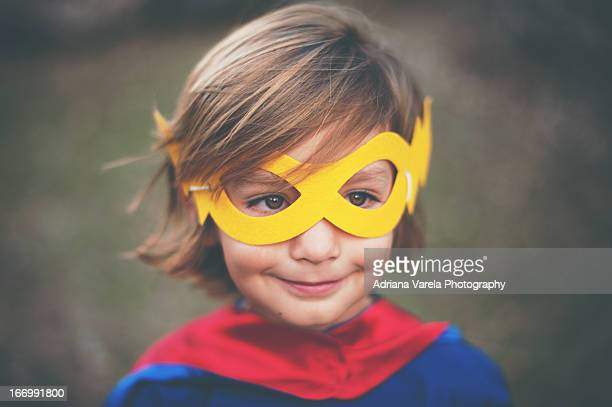 Happy Superhero