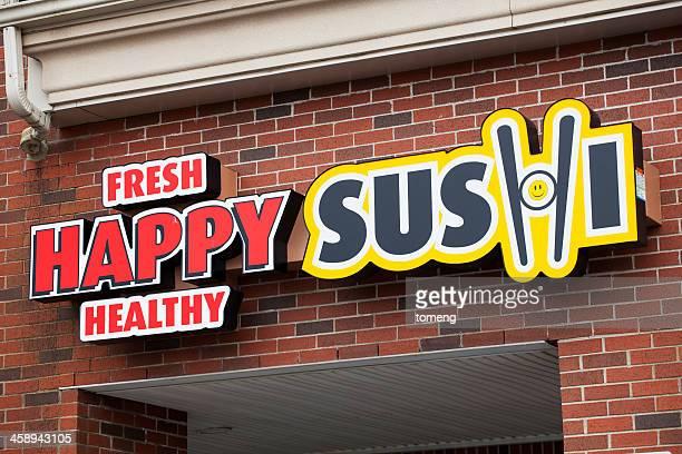 Happy Sushi-Restaurant