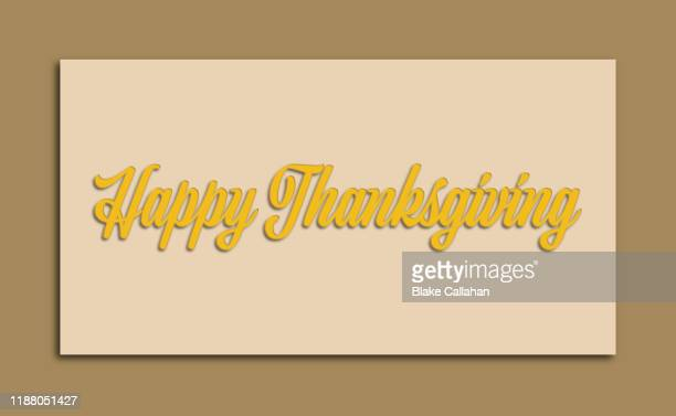 happy thanksgiving vector design - banner vector stock pictures, royalty-free photos & images