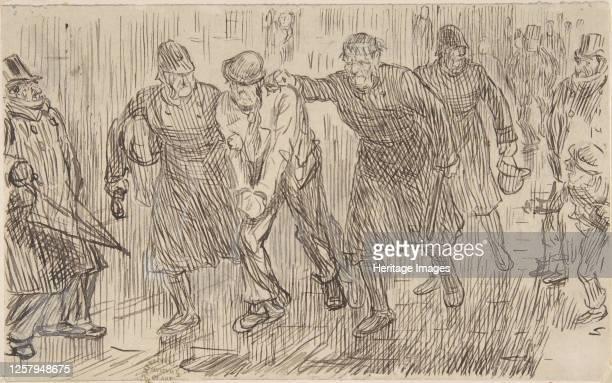 Happy Thought 1876 Artist Charles Samuel Keene