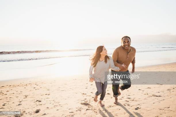 happy to be 45 years together - 55 59 years stock pictures, royalty-free photos & images