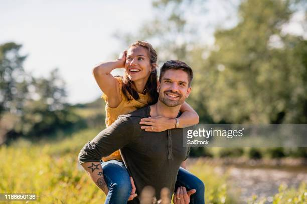happy to be together - springtime stock pictures, royalty-free photos & images