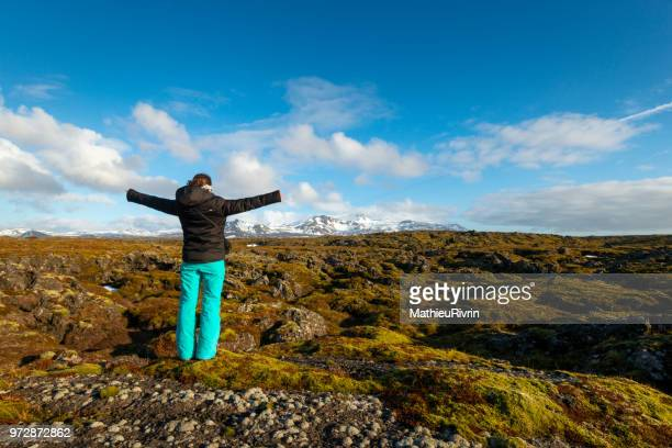 Happy to see amazing landscapes in Iceland - Snæfellsnes