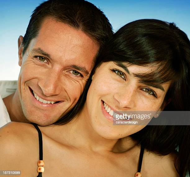 happy together - love at first sight stock pictures, royalty-free photos & images