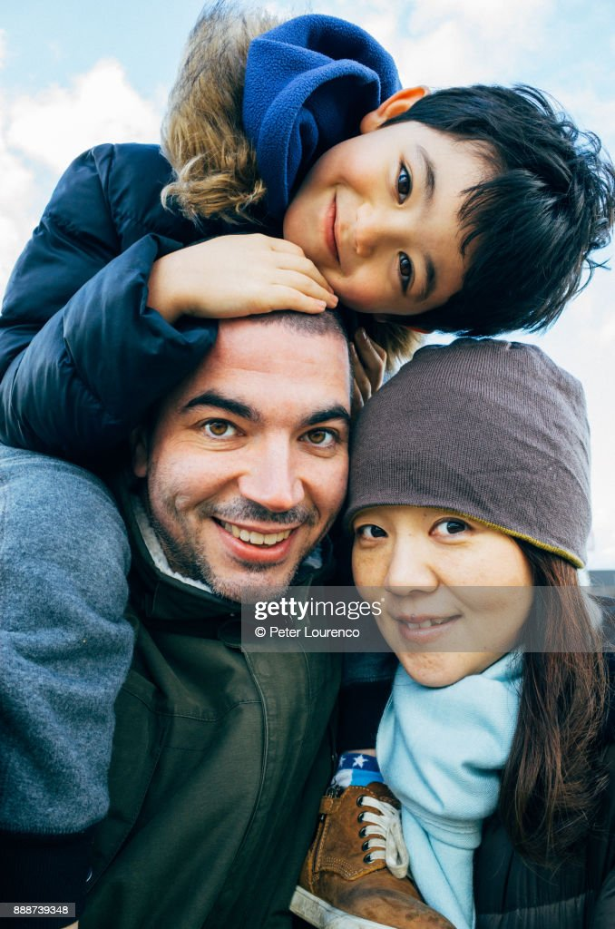 Happy together : Stock Photo