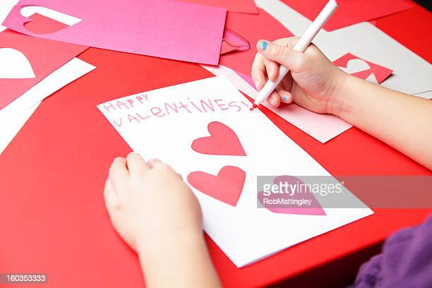 happy valentine's day - valentine card stock photos and pictures