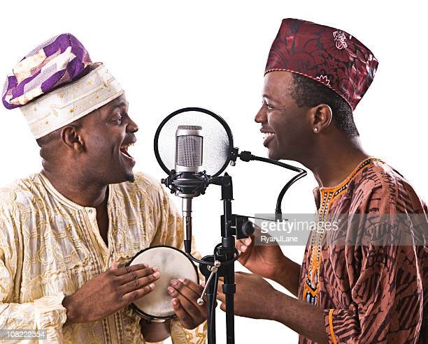 Happy West African Musicians [4 Millionth approved iStock file]