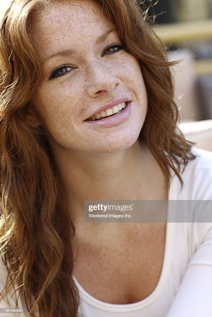 Glückliche Frau : Stock-Foto