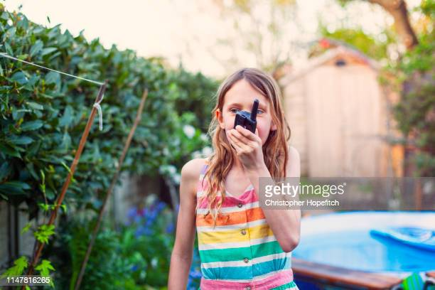 30 Top Walkie Talkie Kids Pictures, Photos and Images