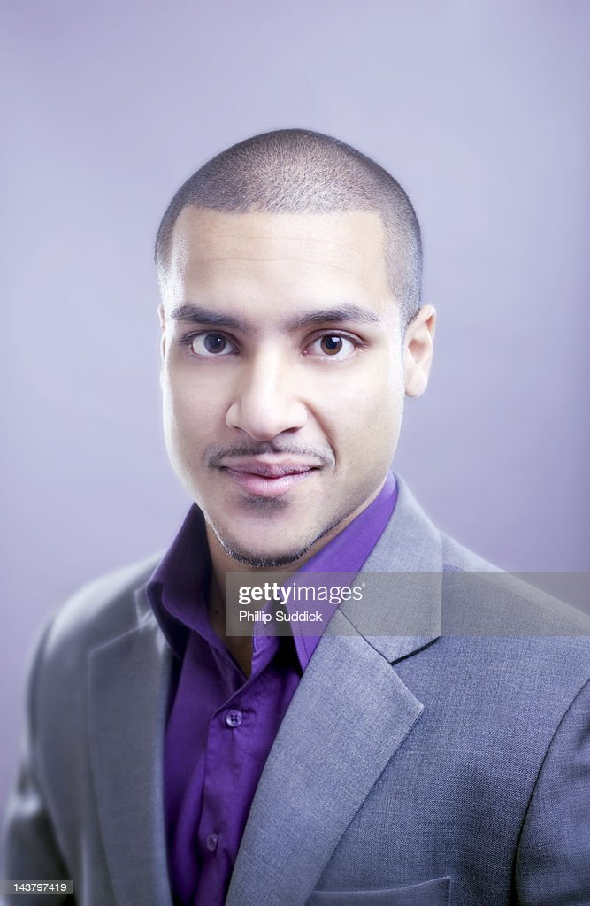 Happy young office professional : Stock Photo