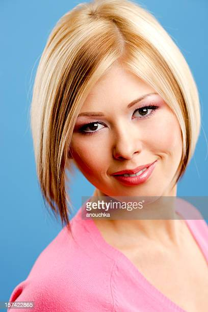 happy young woman - 2000s style stock pictures, royalty-free photos & images
