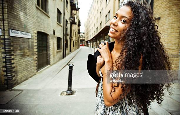 Happy Young Woman Portrait