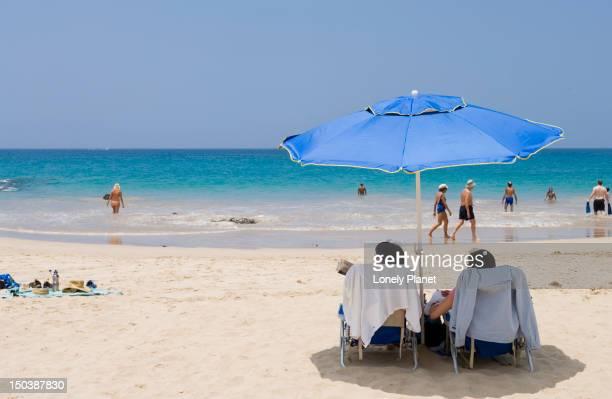 hapuna beach sra, south kohala. - hapuna beach stock photos and pictures