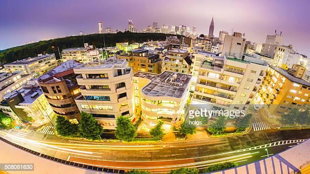 Barrio de Harajuku Tokio, Japón