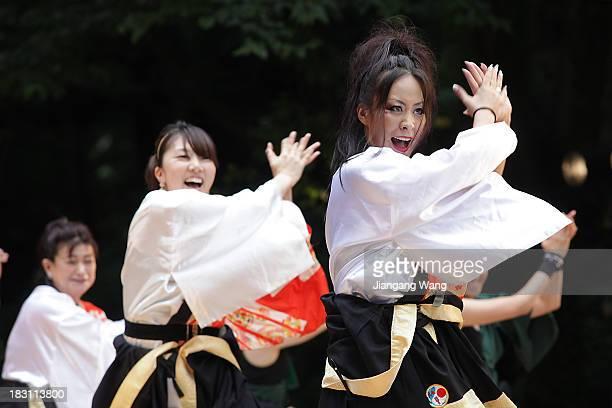 Harajuku Omotesando Genki Matsuri Super Yosakoi Festival 2011 The Yosakoi Naruko Dance festival first took place in 1954 in the Kochi Prefecture on...