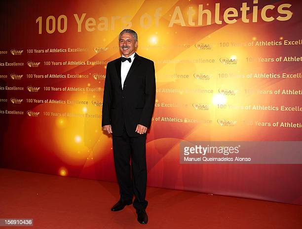 Harald Schmid of Germany attends the IAAF Centenary Gala at the Museo Nacional d'Art de Catalunya on November 24 2012 in Barcelona Spain