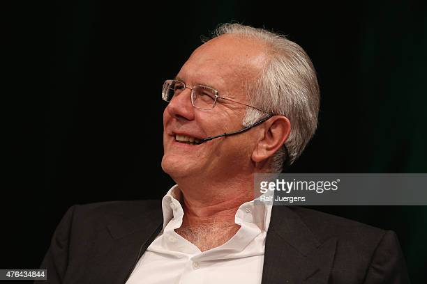 Harald Schmidt at Phil Cologne on May 27, 2015 in Cologne, Germany.