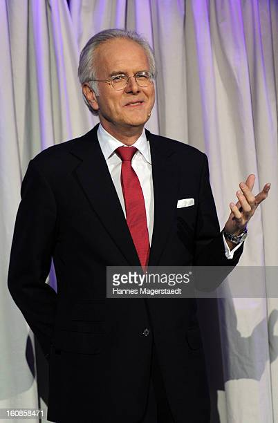 Harald Schmidt attend the Best Brands 2013 Gala at Bayerischer Hof on February 6 2013 in Munich Germany