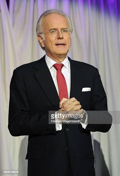 Harald Schmidt attends the Best Brands 2013 Gala at Bayerischer Hof on February 6 2013 in Munich Germany